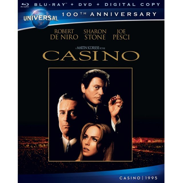 Casino [Blu-ray+DVD+Digital Copy]