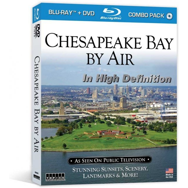 Chesapeake Bay By Air