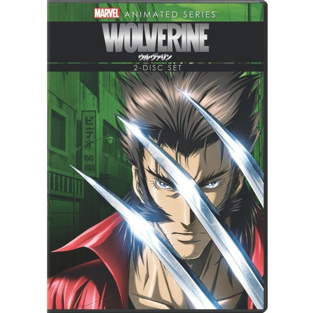 Marvel Animated Series: Wolverine