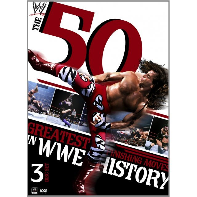 WWE: The 50 Greatest Finishing Moves in WWE History