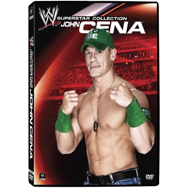 WWE Superstar Collection: John Cena