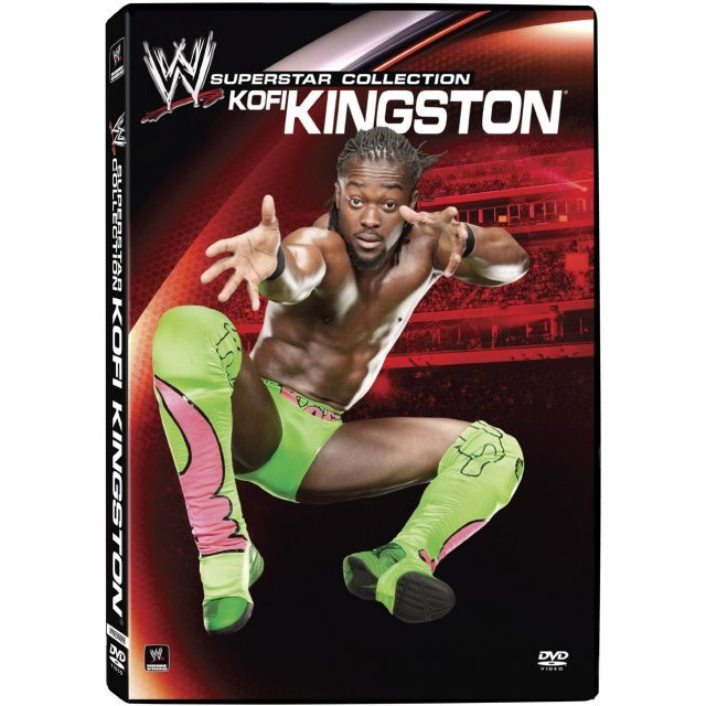 WWE Superstar Collection: Kofi Kingston