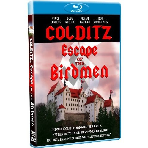 Colditz Escape Of The Birdmen