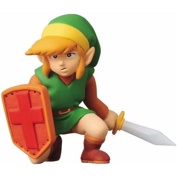 Ultra Detail Figure The Legend of Zelda: Link