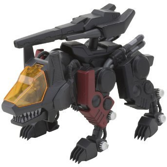 Zoids D-Style Command Non Scale Pre-Painted Plastic Model Kit: Wolf Irvine Custom