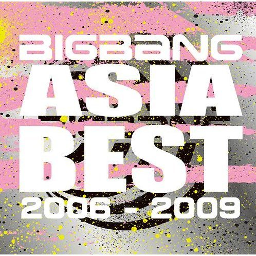 Asia Best 2006-2009 [SHM-CD Limited Pressing]