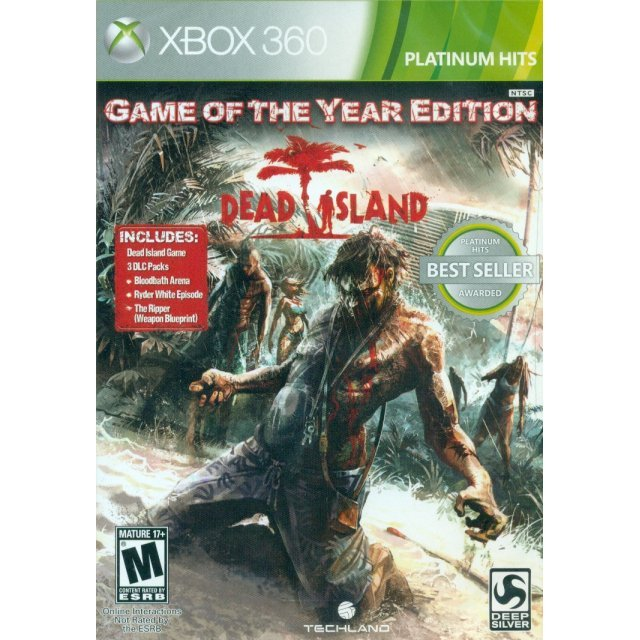 Dead Island (Game of the Year Edition) (Platinum Hits)