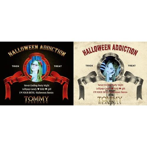 Halloween Addiction [CD+DVD Limited Edition]