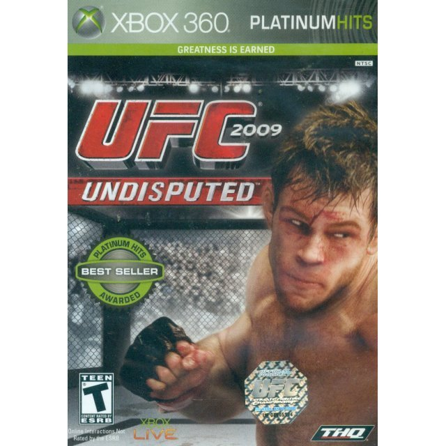 UFC 2009 Undisputed (Platinum Hits)