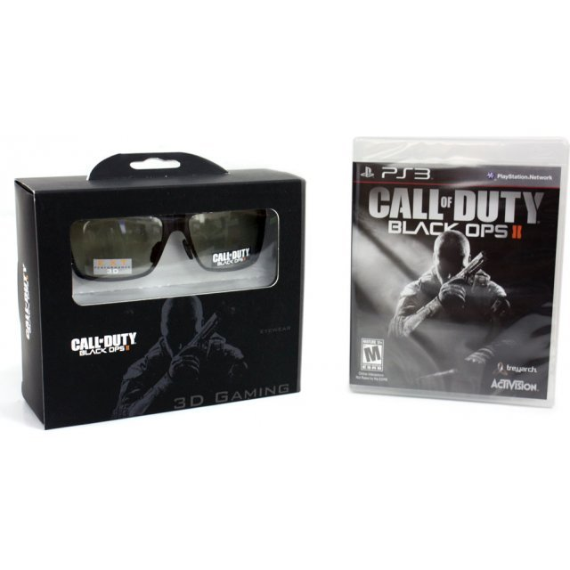 Call of Duty: Black Ops II (Sunglasses/3D Eyewear Bundle B)