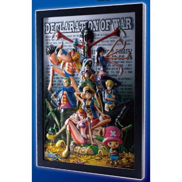 One Piece Solid Museum Premium Declaration Of War