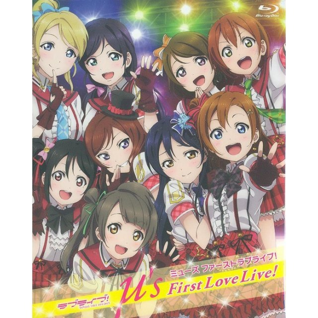 Love Live Love Live M's First LoveLive