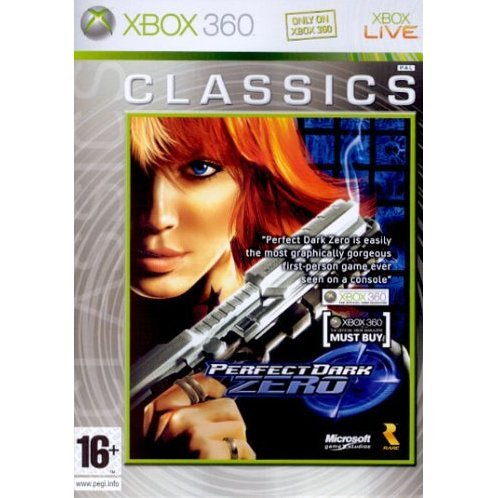 Perfect Dark Zero (Classics)