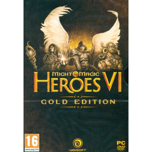 Heroes of Might and Magic VI Gold Edition (DVD-ROM)