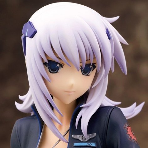 Muv-Luv Alternative Total Eclipse 1/6 Scale Pre-Painted PVC Figure: Kriska Barchenowa
