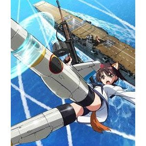 Strike Witches Blu-ray Box Standard Edition