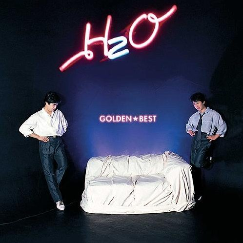 Golden Best H2O [Limited Edition]