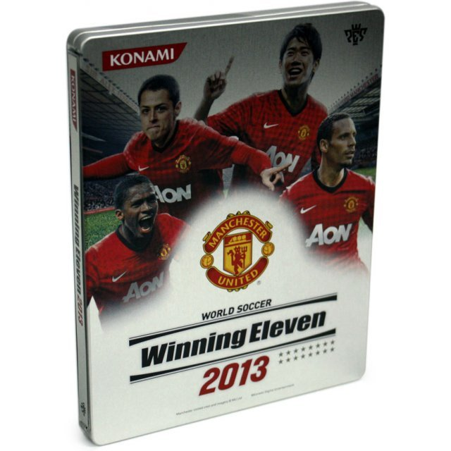 World Soccer Winning Eleven 2013 (Limited Steel Edition)