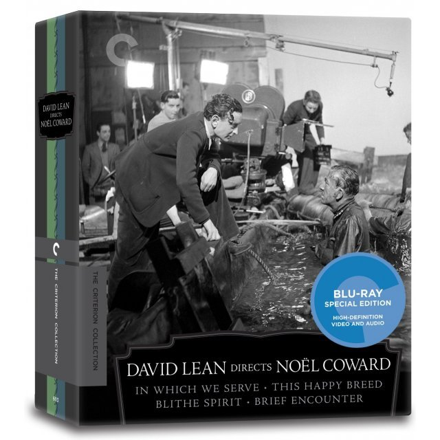 David Lean Directs Noel Coward