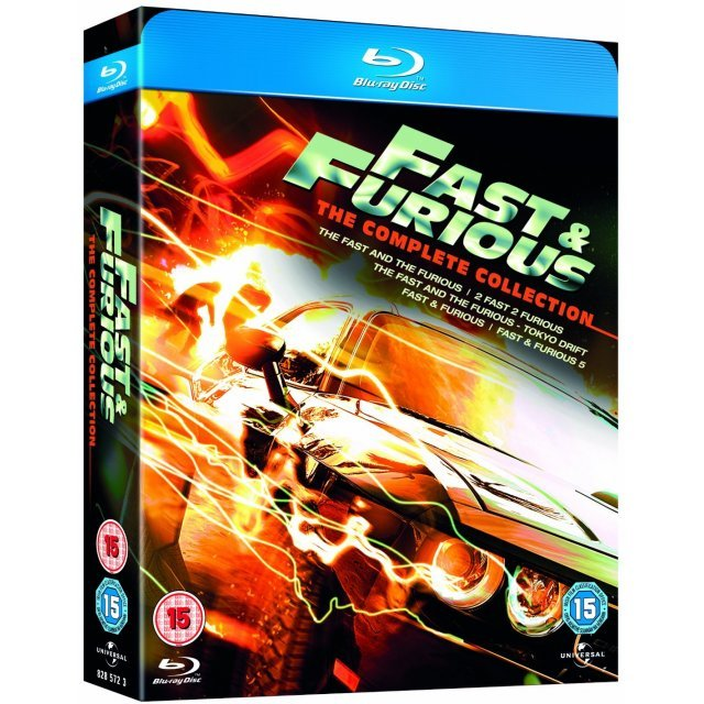 Fast & Furious: The Complete Collection