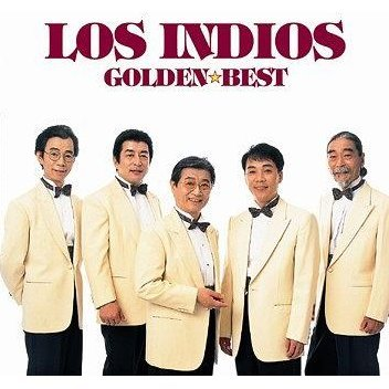 Golden Best Los Indios [Limited Edition]