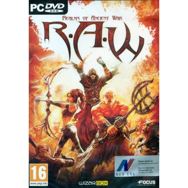 Realms of Ancient War (DVD-ROM)