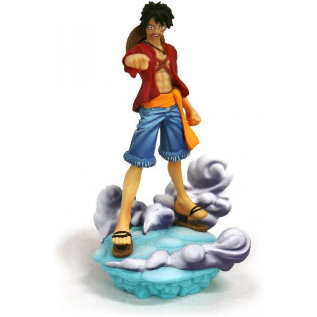 One Piece LogboxFishman Island of mayhem Pre-Painted PVC Trading Figure