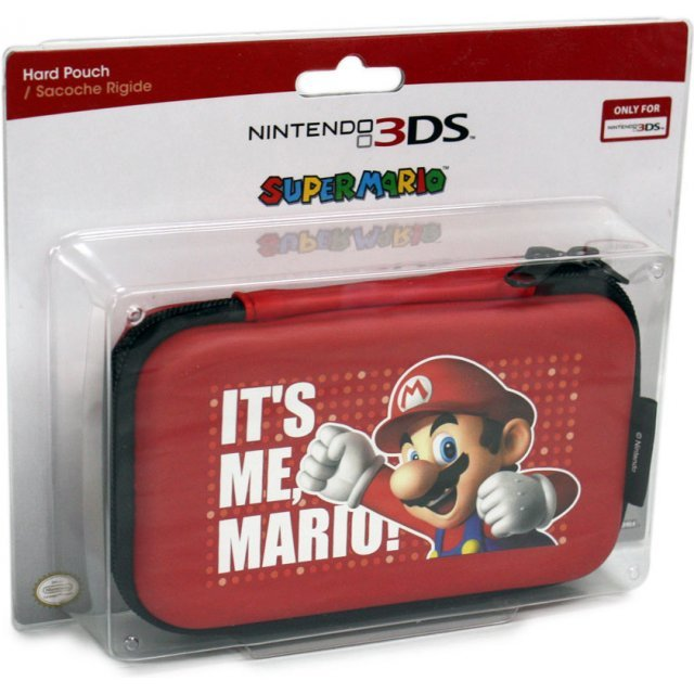 3DS Hard Pouch 3DS (New Super Mario Bros. Version)