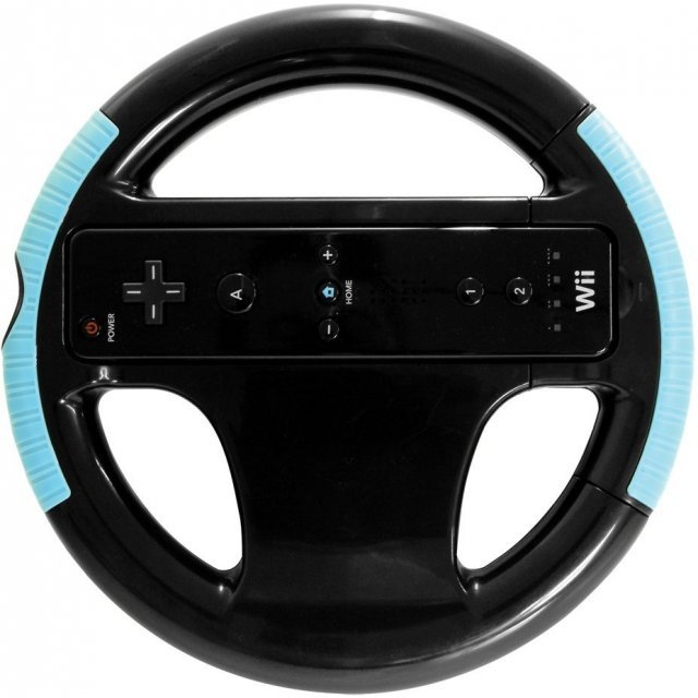 Competition PRO Wii Wheel Triple Pack (Black)