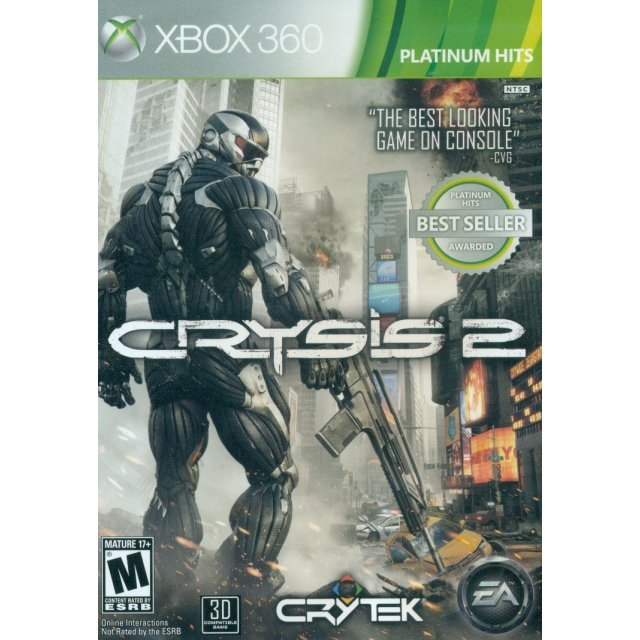 Crysis 2 (Platinum Hits)