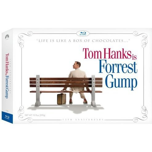 Forrest Gump (Chocolate Box Giftset)
