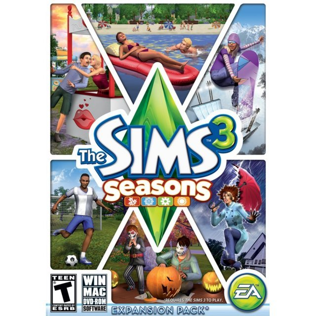 The Sims 3 Seasons (Plus Edition) (DVD-ROM)