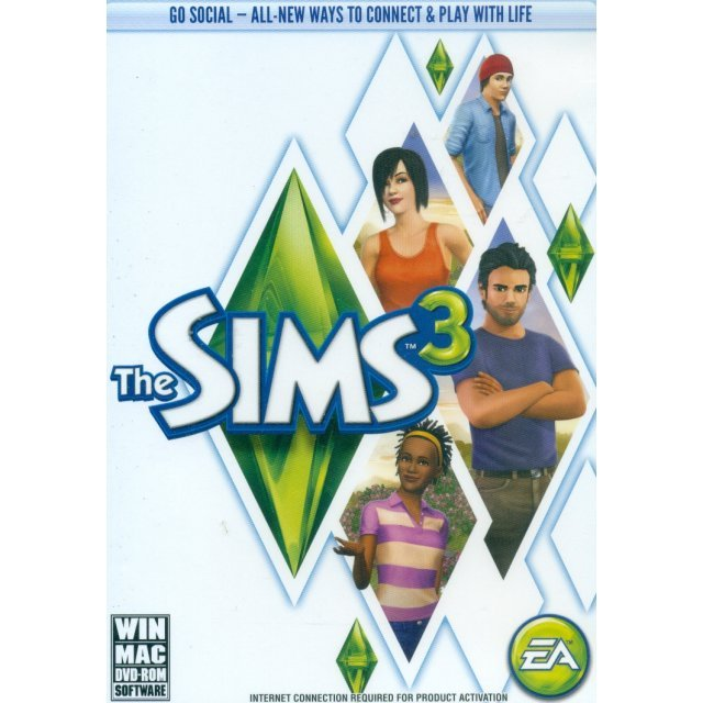 The Sims 3 (Refresh) (English Version) (DVD-ROM)