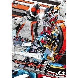 Kamen Rider Fourze Vol.12