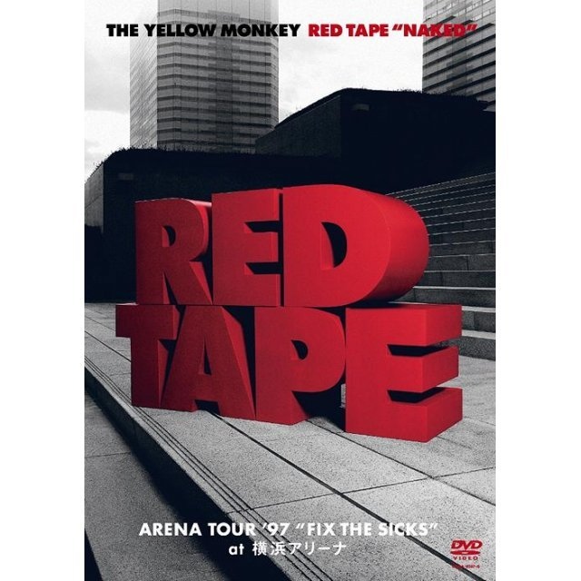 Red Tape / Naked - Arena Tour '97 / Fix The Sicks at Yokohama Arena