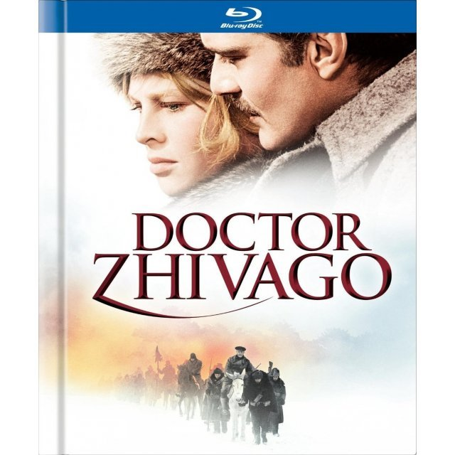 Doctor Zhivago [Blu-ray+CD]
