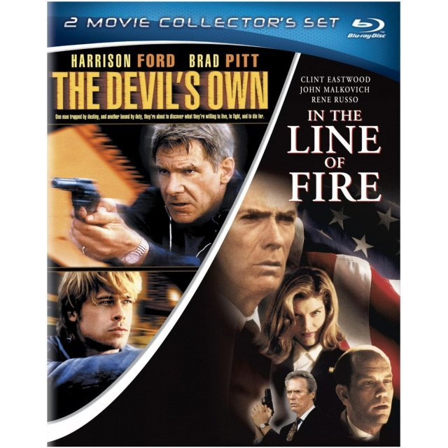 The Devil's Own / In the Line of Fire