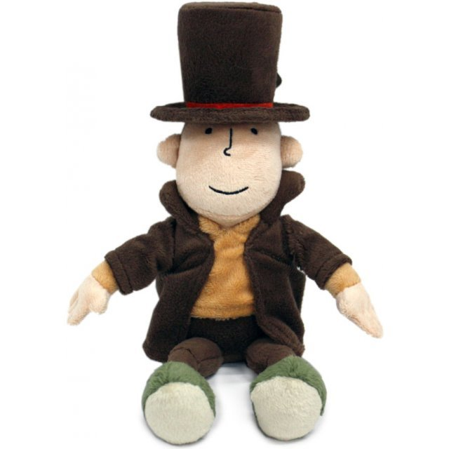 Professor Layton Plush Doll (S size)