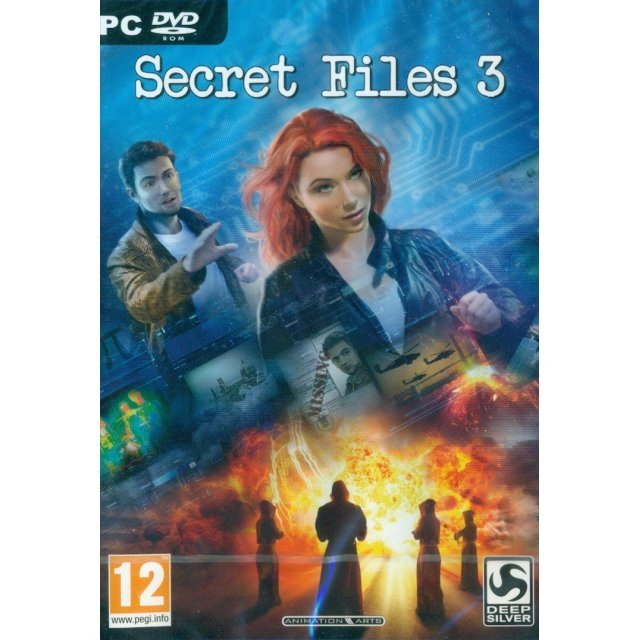Secret Files 3 (DVD-ROM)