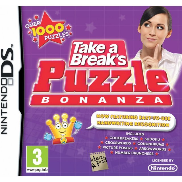 Take A Break's: Puzzle Bonanza