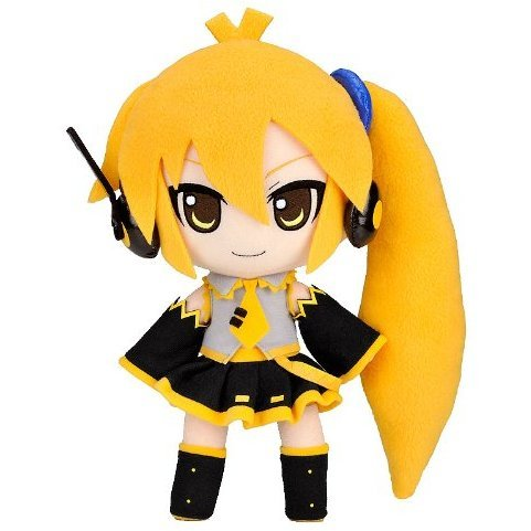 Character Vocal Series Nendoroid Plus Plushie Series 48: Akita Neru