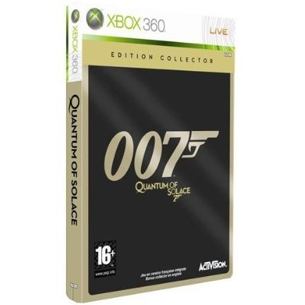 James Bond: Quantum of Solace (Collector's Edition)