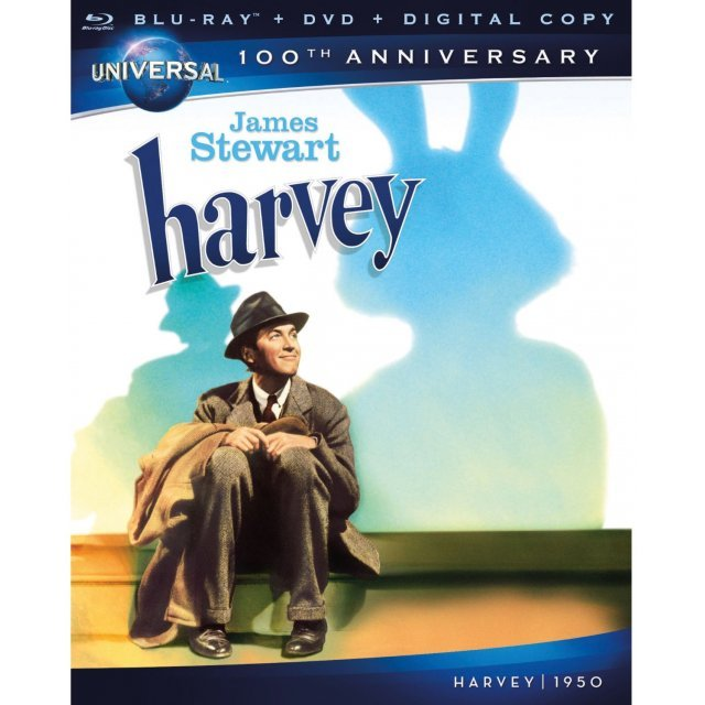 Harvey [Blu-ray+DVD]