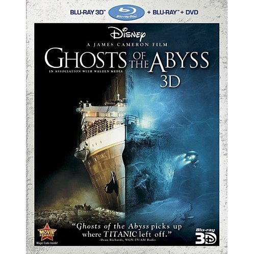 Ghosts Of The Abyss 2D-3D
