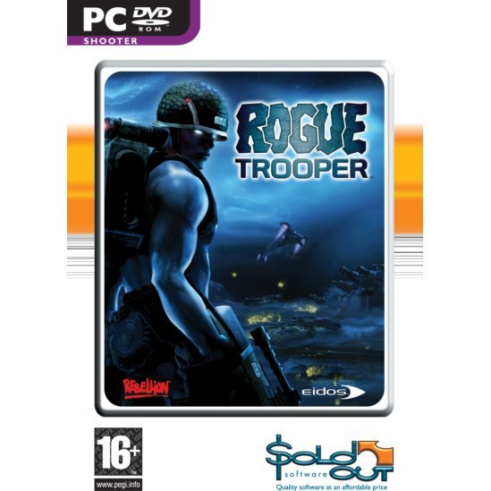 Rogue Trooper (DVD-ROM)