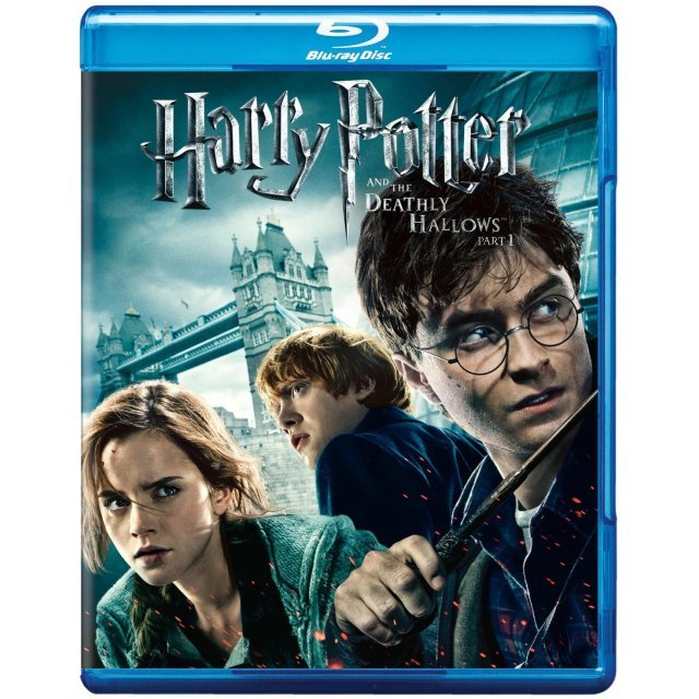 Harry Potter and The Deathly Hallows: Part 1 [Blu-ray+DVD+Digital Copy]