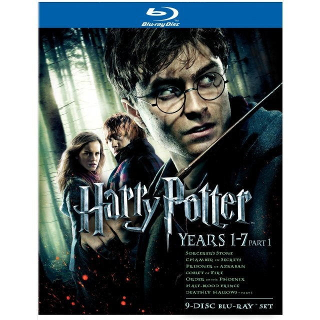 Harry Potter Years 1-7 Pt.1