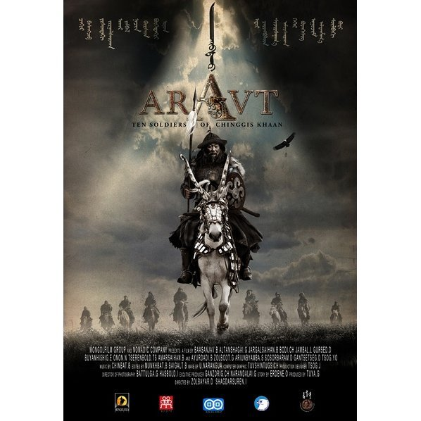 ARAVT: Ten Soldiers of Chinggis Khaan