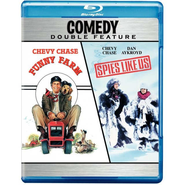 Funny Farm / Spies Like Us