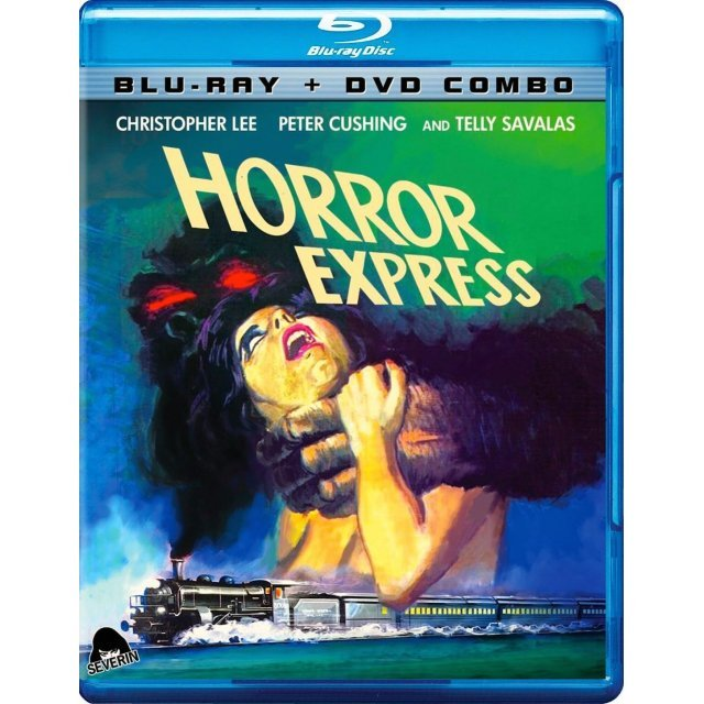 Horror Express [Blu-ray+DVD]